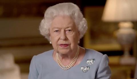 the queen ve day speech