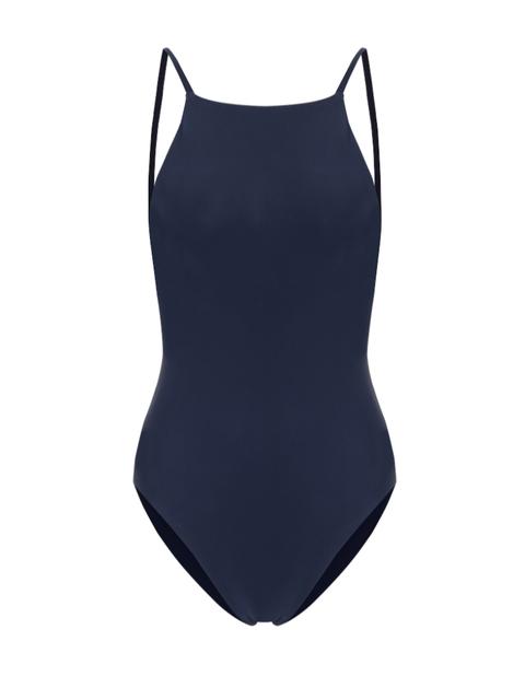 moda beachwear 2020, costumi 2020, costumi interi 2020, tendenza beachwear 2020, costumi interi 2020, costume intero blu, costumi interi blu, costumi da bagno calzedonia, collezione calzedonia 2020, costumi interi online