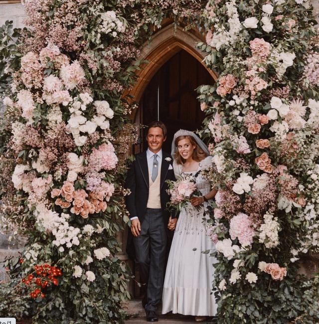 beatrice and edoardo mapelli wedding
