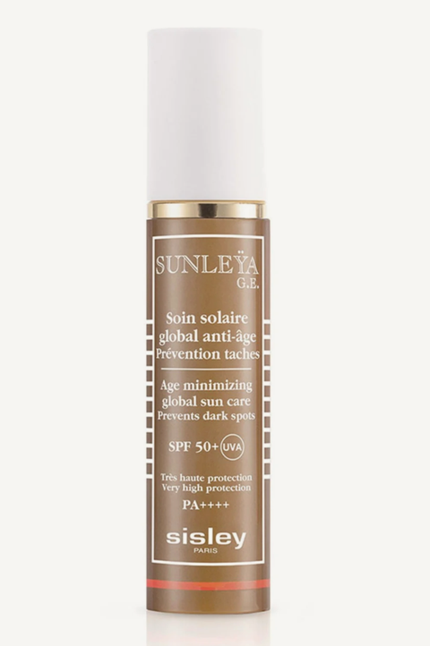 sisley soin solaire global anti age spf 50 face