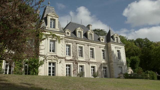 le château de sonnay