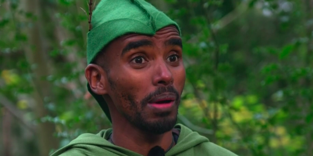 I'm A Celebrity Get Me Out Of Here, I'm A Celebrity, ages, how old, oldest, youngest, age, campmates, contestants, Mo Farah