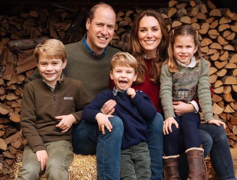 the cambridge family 2020