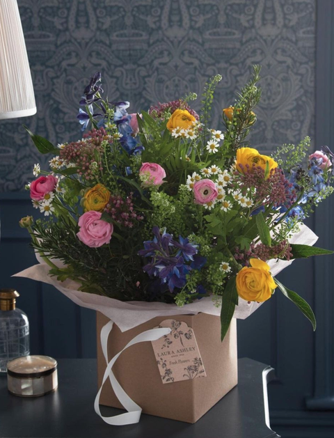 next launches laura ashley flowers
