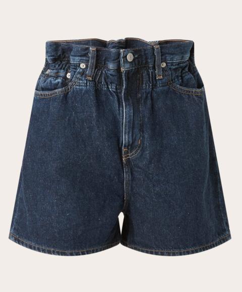 ganni x levi's shorts