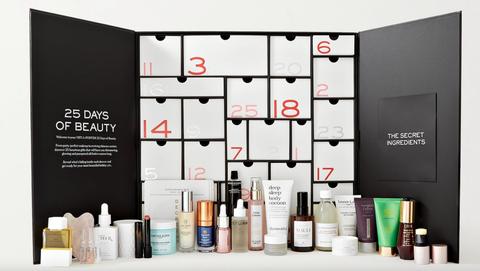 beauty calendars 2021