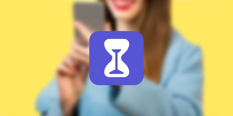 Electric blue, Finger, Technology, Hand, Smile, Logo, Brand, Gesture,