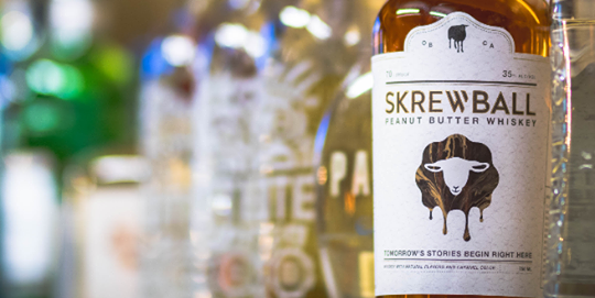 Skrewball Peanut Butter Flavored Whiskey Will Soon Be