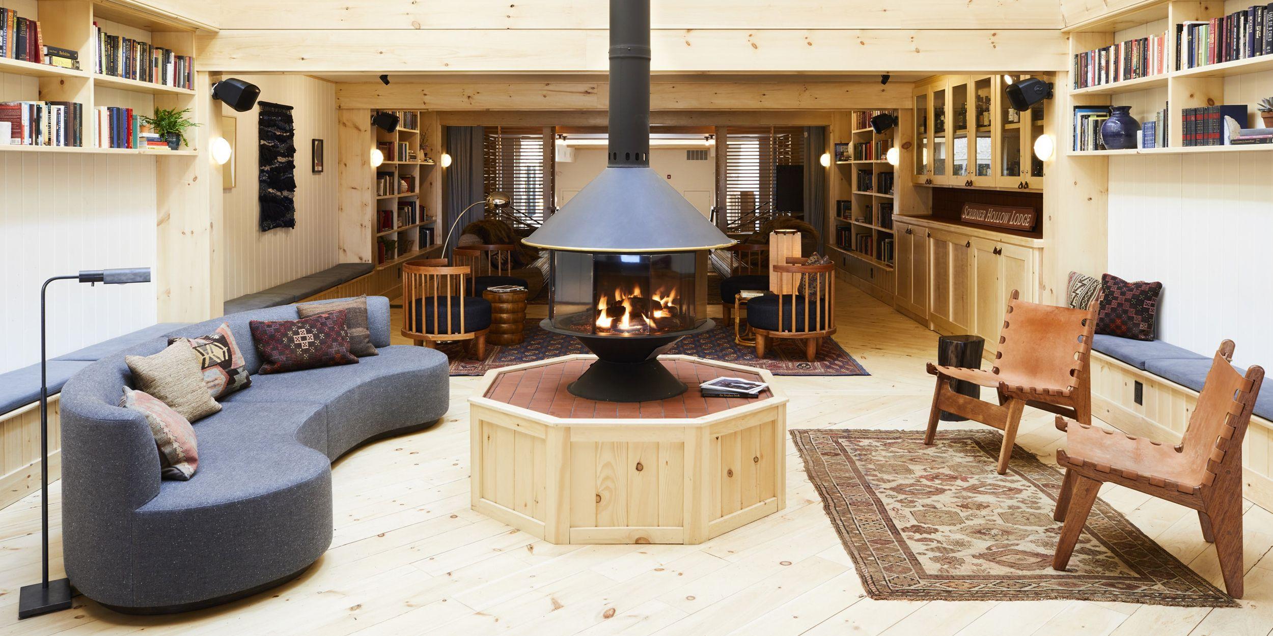 Scribner's Catskill Lodge — Hunter, New York