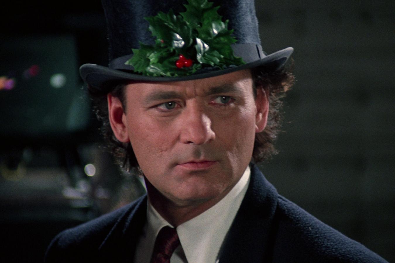 9. Scrooged (1988)