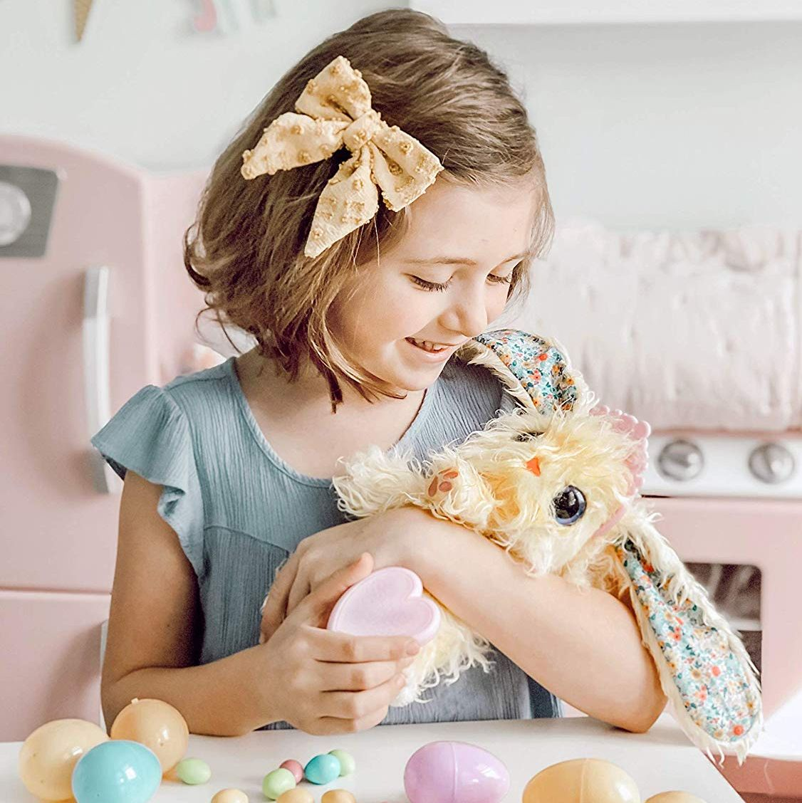 Easter Blossom Bunnies Scruff-a-Luvs Are the Perfect Last-Minute Gift for Kids