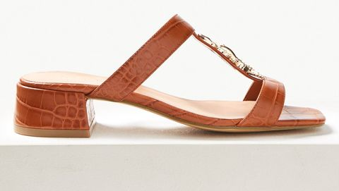 4c43b5e1d9 Fans are loving Marks & Spencer's limited-edition £35 summery heeled ...