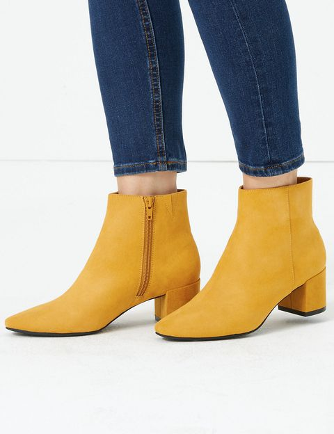 The best high street ankle boots for autumn