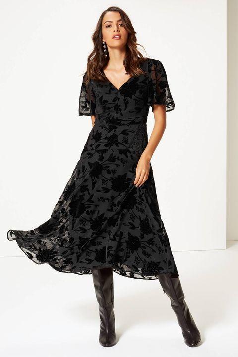 marks spencer dresses