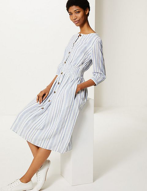 This M&S outfit is THE blogger-approved midi dress of the summer