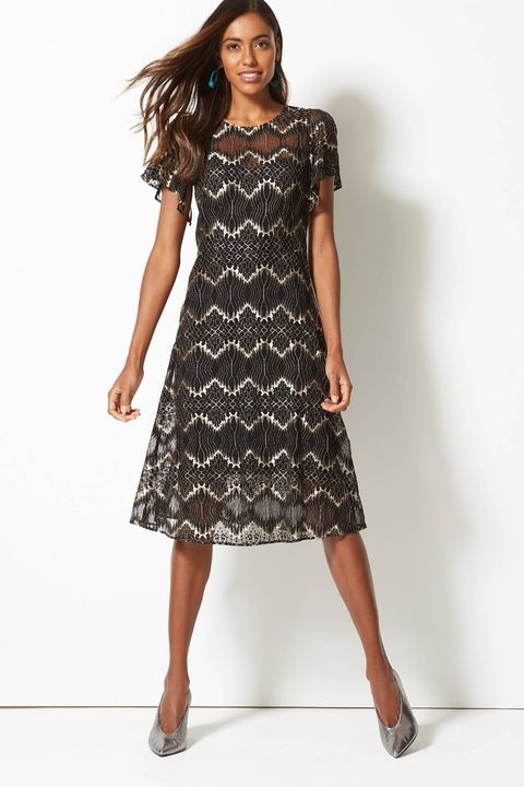 9dd3786a645 21 Marks   Spencer dresses for party season