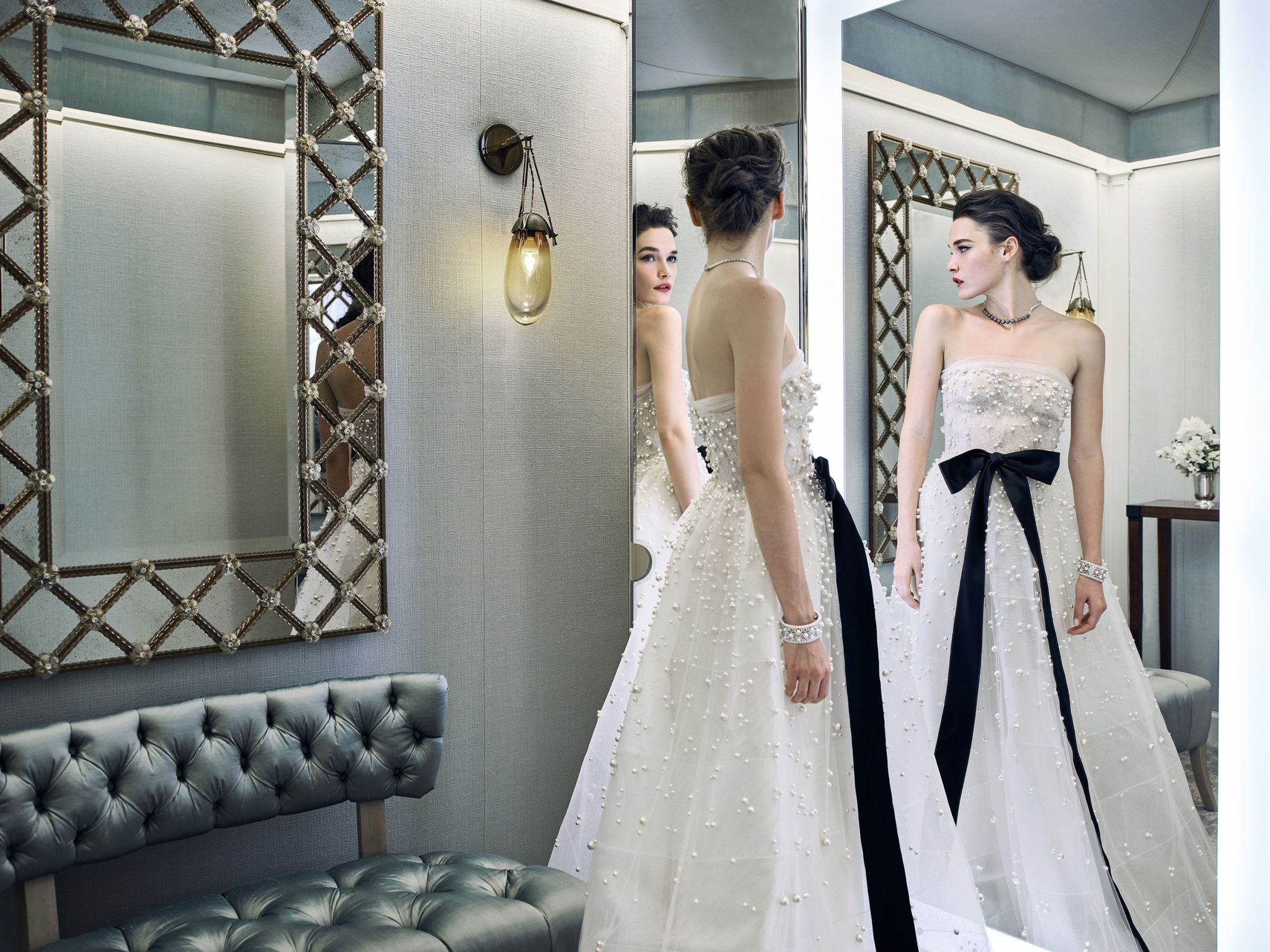 When Should You Start Wedding Dress Shopping?