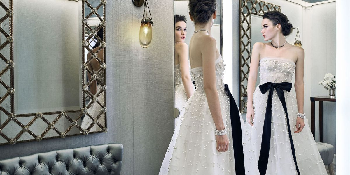 When Should You Start Wedding Dress Shopping? - When and How to Shop for a  Wedding Dress