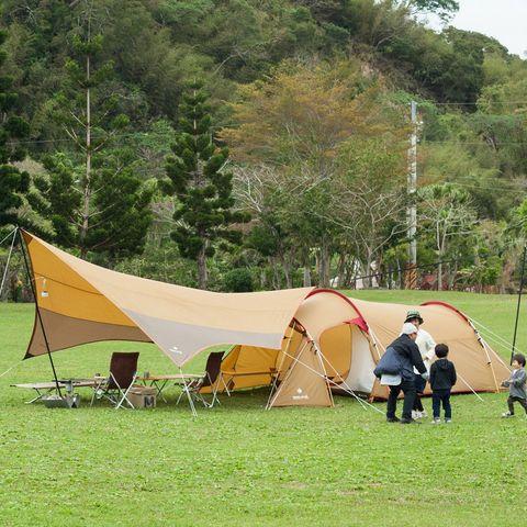露營帳篷推薦 snowpeak