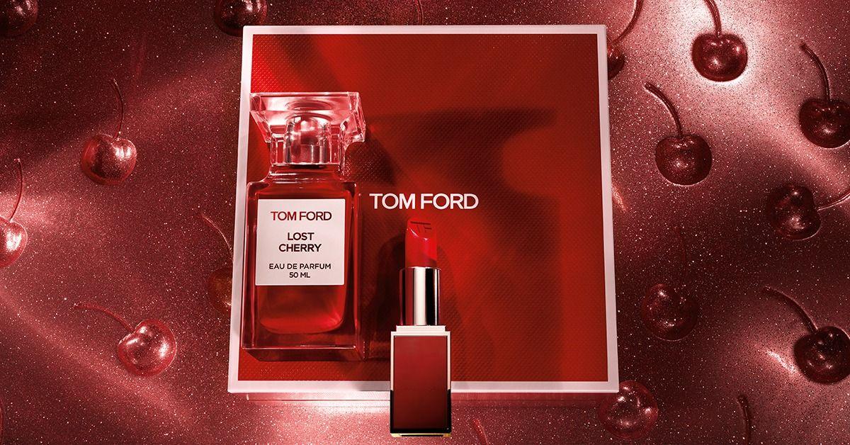 TOM FORD私人調香系列LOST CHERRY全球限定版禮盒