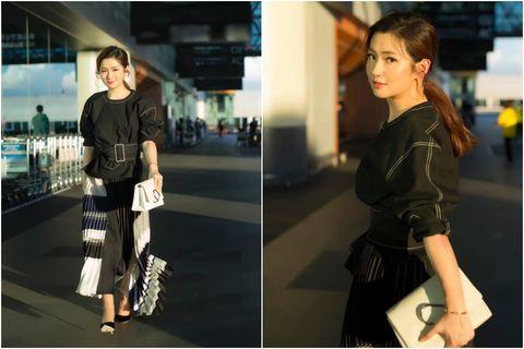 Selina赴紐約時裝週3.1 Phillip Lim 2020春夏時裝發表