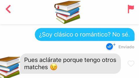 ¿Se puede ligar en Tinder con versos de Antonio Machado?