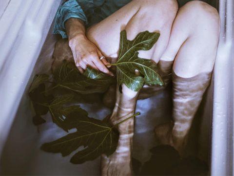 Finger, Leaf, Flowering plant, Herb, Thumb, Herbal,