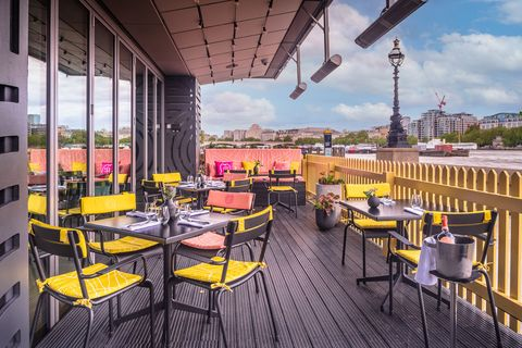 sea containers terrace