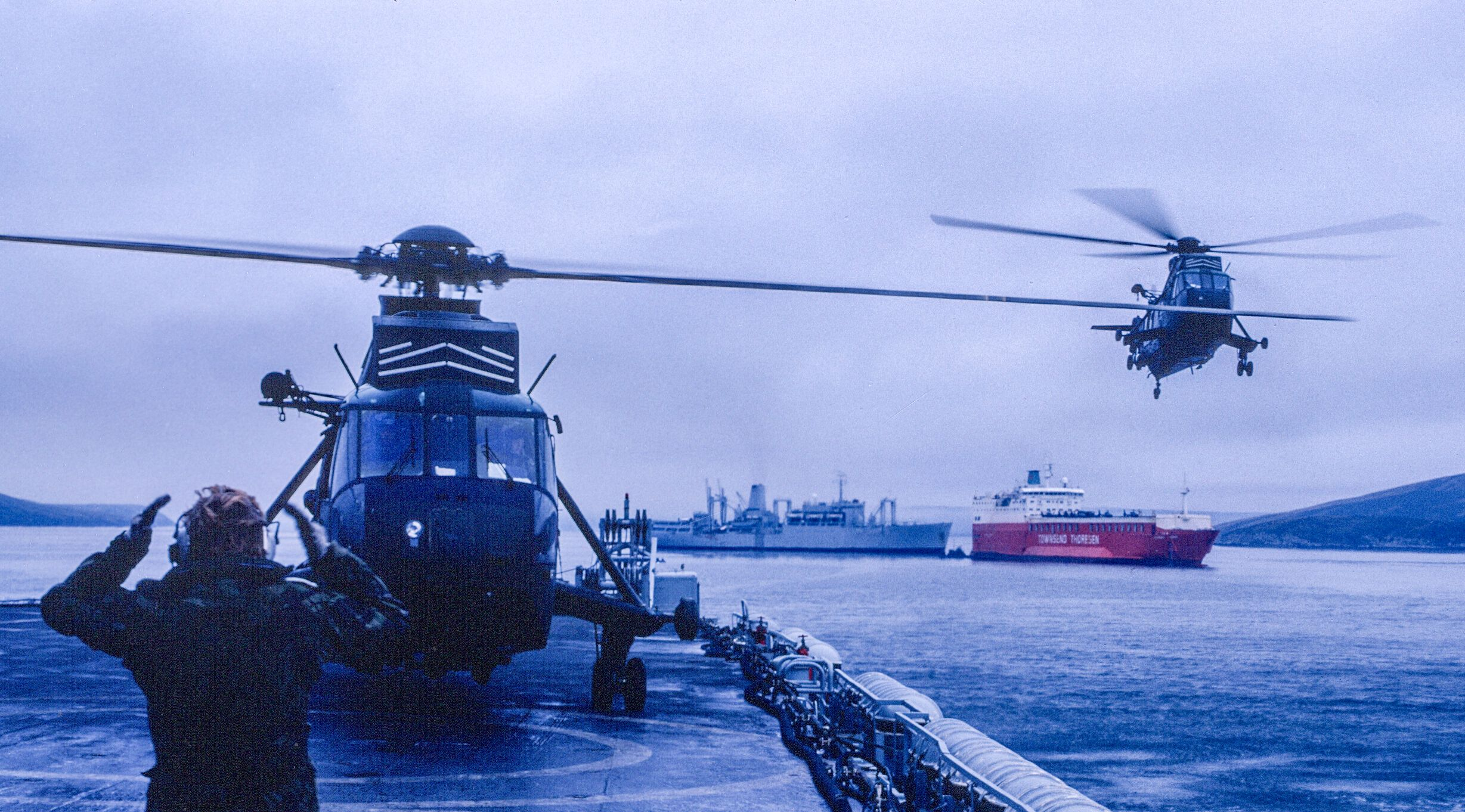 Here's What Really Happened in the Falklands War