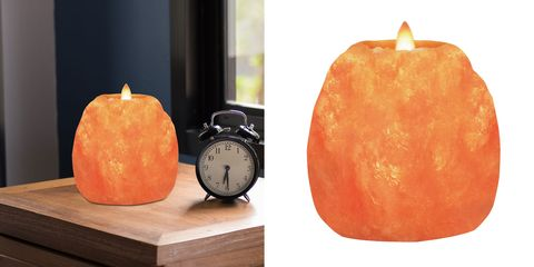 What's More Zen Than a Himalayan Salt Lamp? A Candle!
