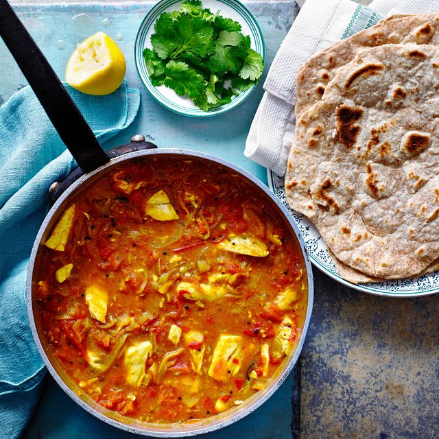best fish recipes seabass curry