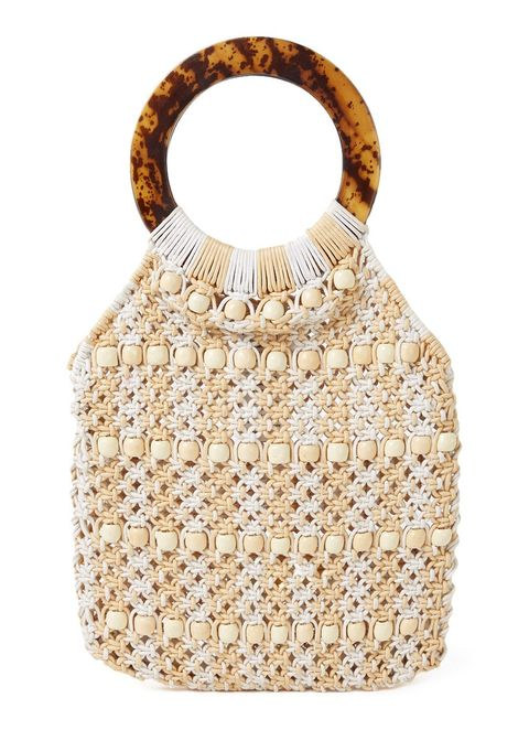 Bag, Handbag, Fashion accessory, Beige, Luggage and bags,