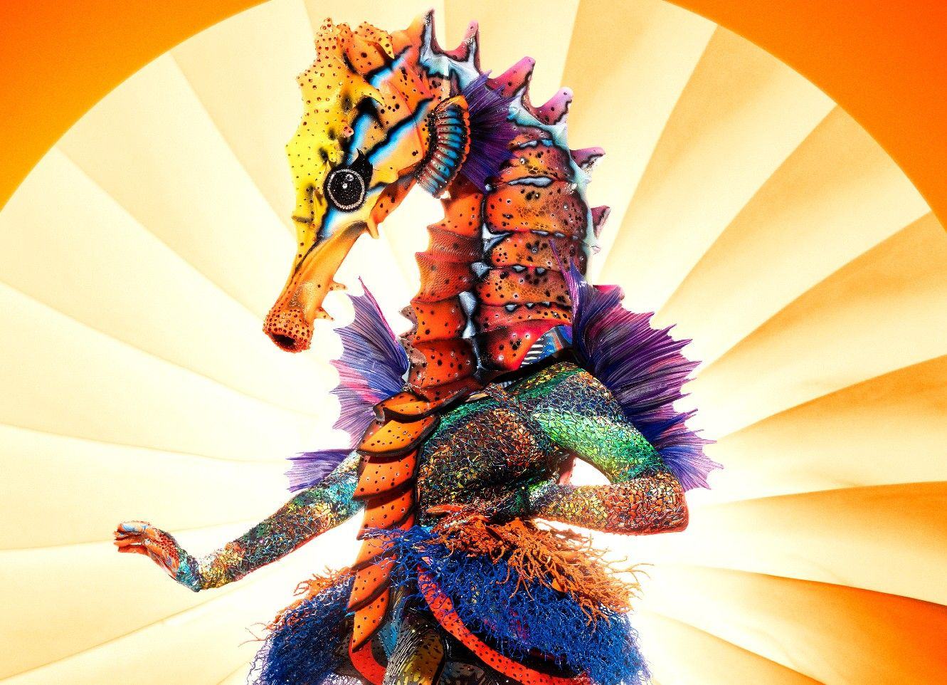 Who Is the Seahorse on The Masked Singer?