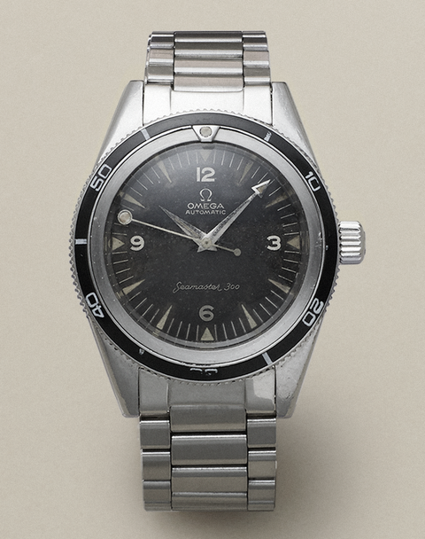 The Iconic Omega Seamaster: Through The Years