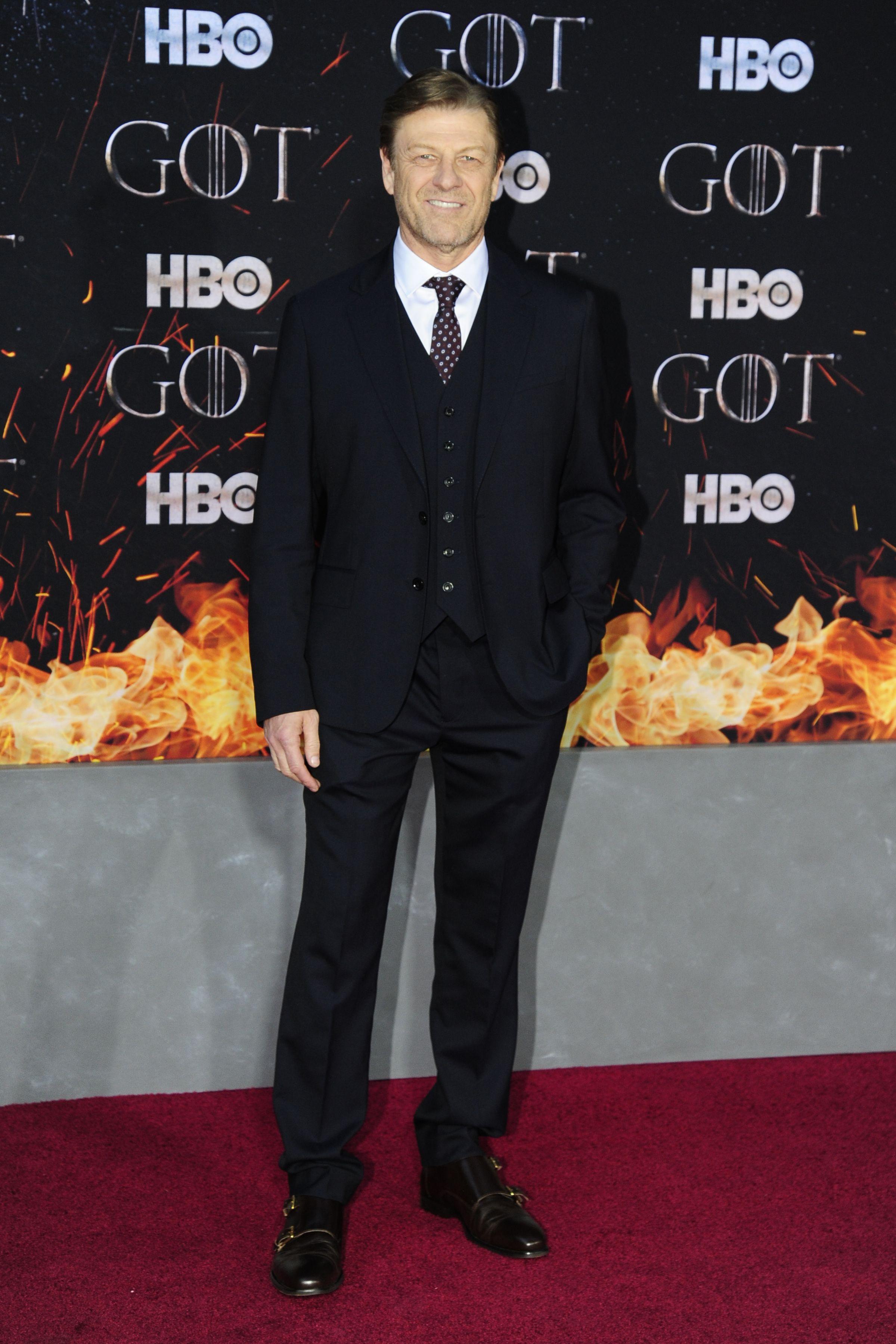 "Sean Bean (Eddard ""Ned"" Stark"
