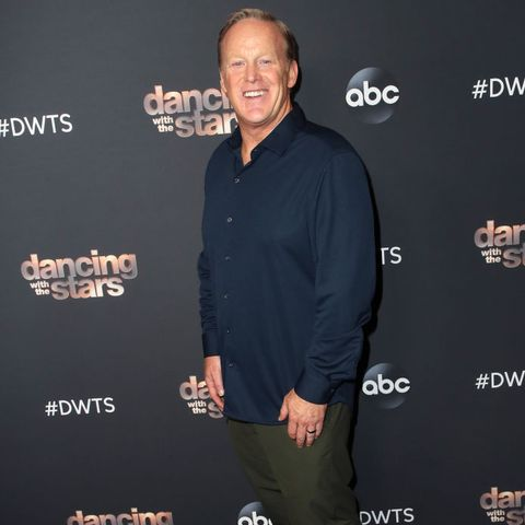 dancing with the stars sean spicer eliminated