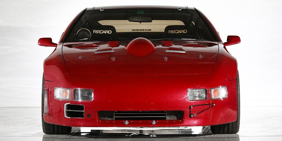 The Worlds Only 262mph Nissan 300zx Can Be Yours