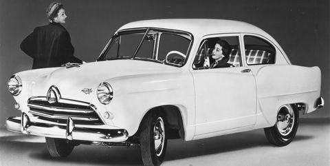 1952 Sears Kaiser Allstate