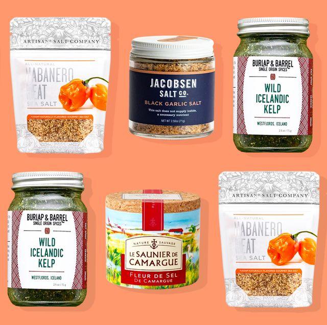 best gourmet salts