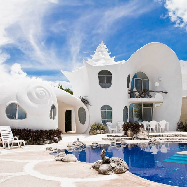 Property, House, Building, Architecture, Real estate, Swimming pool, Dome, Home, Resort, Vacation,