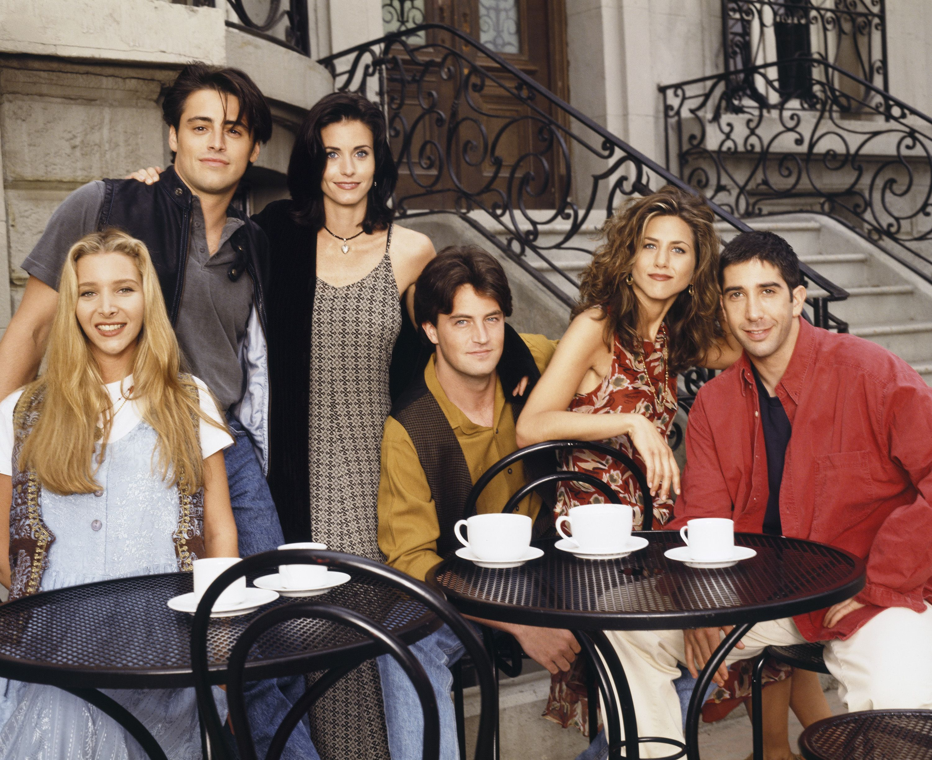 """Jennifer Aniston on the Friends Reunion: """"We're Trying"""" to Make It Happen"""