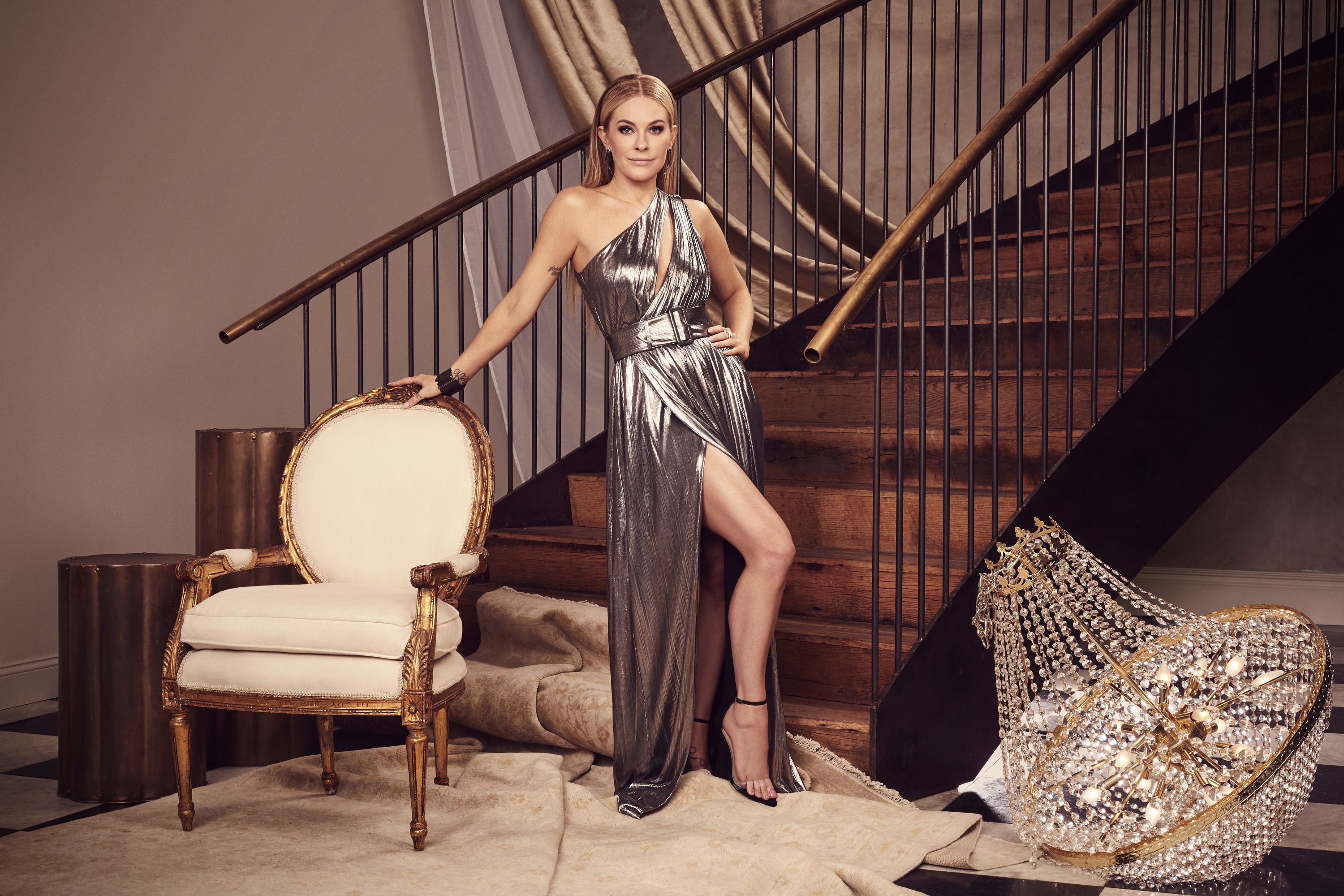 Who Is Leah McSweeney, The Newest 'Real Housewives Of New York' Cast Member?