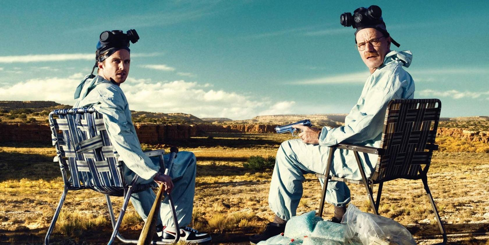 Bryan Cranston Used To Play A Cruel Prank On Aaron Paul While Filming Breaking Bad