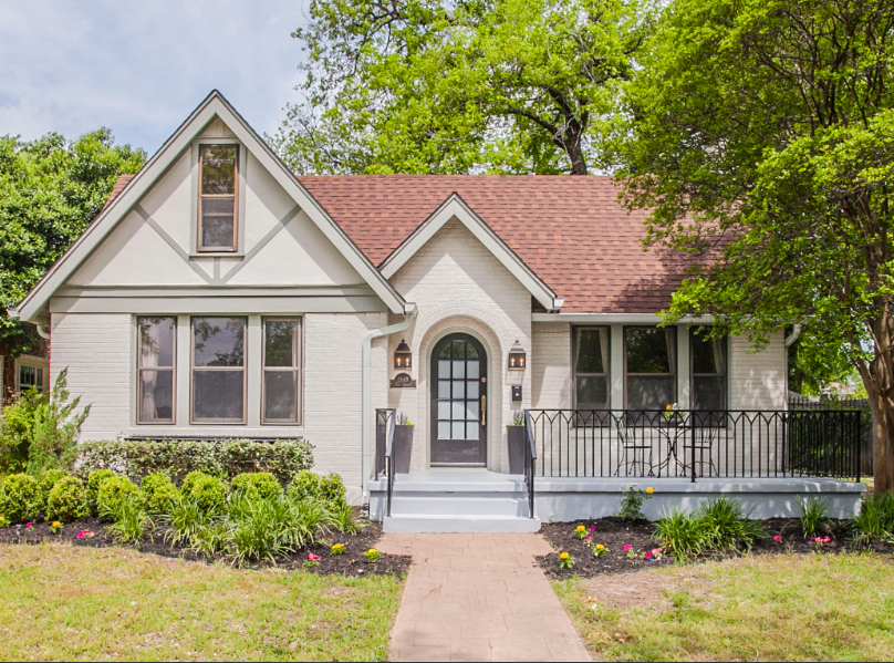 Brick House From Season Three of FIxer Upper is For Sale in