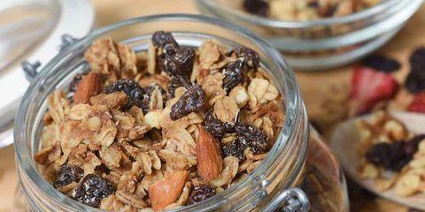 slow cooker granola recipes