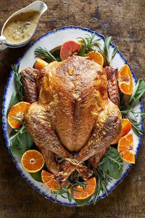 thanksgiving potluck ideas turkey