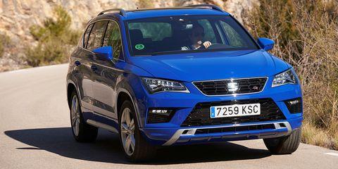 Prueba Seat Ateca 1.5 EcoTSI: El SUV que desactiva cilindros