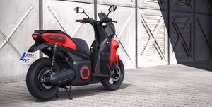 moto seat