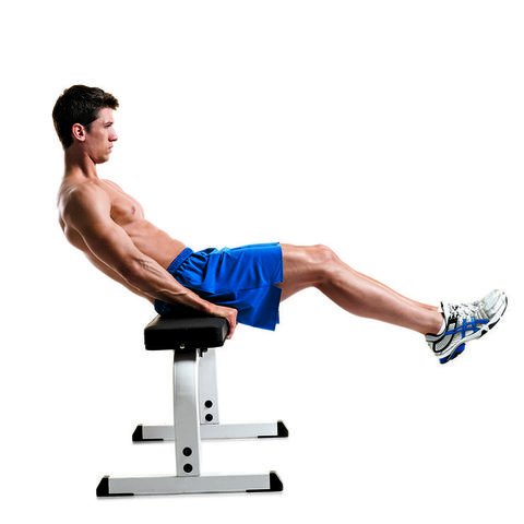 seated abs