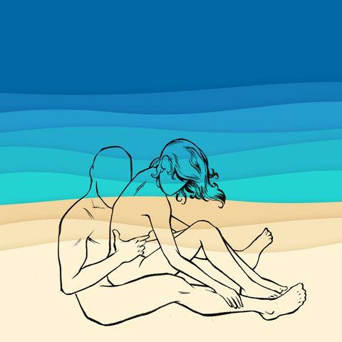 Blue, Water, Aqua, Illustration, Drawing, Sketch, Leg, Footwear, Personal protective equipment, Headgear,